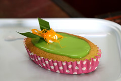 Pandan egg custard cake (kkwiwan) Tags: custard pandan bread food background dessert cream egg sweet meal delicious plate cake bakery homemade white fresh topping traditional tasty eat snack gourmet breakfast sugar pastry green nutrition lunch cuisine dish wheat milk horizontal