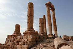 P1020714 (72grande) Tags: jordan amman citadelamman citadel templeofhercules
