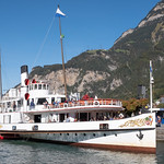 Railway Touring in Eastern Switzerland:  Day Trip from Chur to Lake Lucerne thumbnail