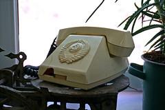 Soviet Canteen, Bender (Daniel Brennwald) Tags: bender bendery canteen cccp soviettour telephone transnistria ussr