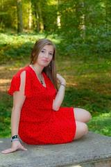 IMG_9367 (fab spotter) Tags: younggirl portrait forest levitation brenizer extérieur lumièrenaturelle
