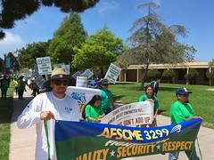 AFSCME Strike @ UCSB 9