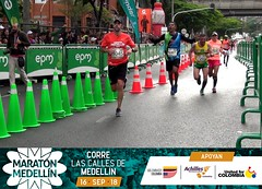 21 km Medellín -16sep18 (CAUT) Tags: mediamaraton maratonmedellin medellin 21k 21km runner run correr trotar carrera caut medallo 2018 deporte sport