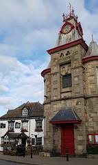 Marazion, Cornwall (pepponzola) Tags: marazion cornwall townhall pub