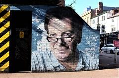 Tony Wilson (LozHudson) Tags: x100s fujix100s street streetphotography manchester fuji streetart graffiti tonywilson akse anthonyhwilson northernquarter