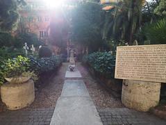 Campo Santo Teutonico (Paramedix) Tags: rome italy vatican rom italien vatikan deutscherfriedhof camposantoteutonico