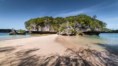 kanumera (GASSL) Tags: 2018 iledespins rocher plage bleu turquoise