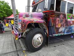 Panama paintwork (stevenbrandist) Tags: panama bicycle bmx custom bus