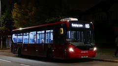 Lido Model Change (londonbusexplorer) Tags: london sovereign ratp group adl enviro 200 mmc dle30277 sn18kwk h13 ruislip lido northwood hills st vincents tfl buses
