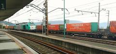 Las maniobras del Tramesa (javivillanuevarico) Tags: tramesa redondela captrain comsa trenes galicia marin