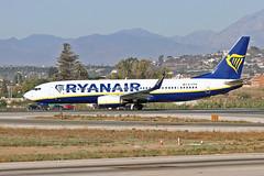 EI-FTW Boeing 737-8AS Ryanair AGP 25-09-18 (PlanecrazyUK) Tags: lemg malaga–costadelsolairport malaga costadelsol eiftw boeing7378as ryanair agp 250918