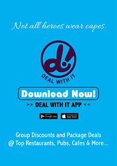 Sticker (Asmi Tank) Tags: graphicdesign layoutdesign design advertising banner poster flyer