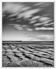 ABC_3069 (Lynne J Photography) Tags: spittalpoint rocks seaside beach water absract curves sunrise longexposure textures colors northumberland