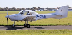 Trago Mills Sprint-160 G-OAGI Lee on Solent Airfield 2018 (SupaSmokey) Tags: trago mills sprint160 goagi lee solent airfield 2018