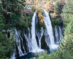 Falls_119896 (gpferd) Tags: water waterfall burney california unitedstates us