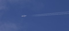 SAS Airbus A330 (Deanster1983 who's mostly off) Tags: sas scandinavian airlines system a330 photo aircraft plane airplane trail aviation contrail jet civil airline vapour industrie airbus oslmia sas955 sk955