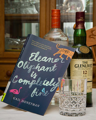 Elanor Oliphant is Completely Fine (hynes.jane) Tags: book bookclub reading