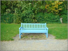 Solitary Park Bench .. (** Janets Photos **) Tags: uk hull publicparks parkbench seats solitary