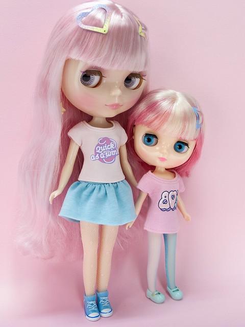Unicorn and Rosa