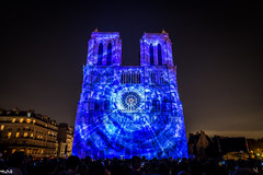 Dame de coeur (Marco Dioguardi) Tags: notre dame notredame paris damedecoeur lights colors