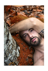 Self-Portrait (king_ricky) Tags: autoritratto portrait self autumn olympus omd5mack2