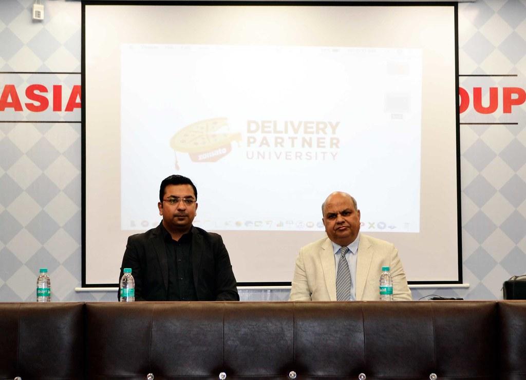 ABS Distinguished Lecture Series – Mr. Vivek Mehrotra