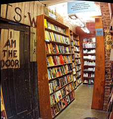 basement books (rovingmagpie) Tags: california sanfrancisco citylightsbookstore institution citylights officialhistoriclandmark bookstore books summer2018