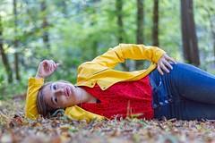 IMG_9428 (fab spotter) Tags: younggirl portrait forest levitation brenizer extérieur lumièrenaturelle