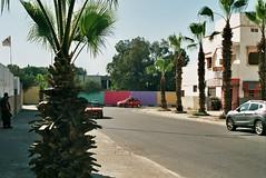 Agadir, Morocco. (ansowest) Tags: taxi agadir morocco nikon analog film 35mm street streetphotography colourphotography