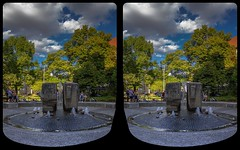 Sommer in Halberstadt 3-D / CrossView / Stereoscopy / HDRaw (Stereotron) Tags: halberstadt sachsenanhalt saxonyanhalt ostfalen harz mountains gebirge ostfalia hardt hart hercynia harzgau streetphotography urban citylife europe germany deutschland fountain springbrunnen park sommer cross eye view xview crosseye pair free sidebyside sbs kreuzblick bildpaar 3d photo image stereo spatial stereophoto stereophotography stereoscopic stereoscopy stereotron threedimensional stereoview stereophotomaker photography picture raumbild twin canon eos 550d remote control synchron kitlens 1855mm 100v10f tonemapping hdr hdri raw 3dframe fancyframe floatingwindow spatialframe stereowindow window