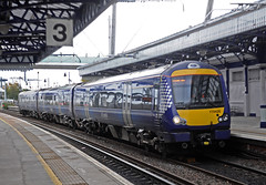 170426. (curly42) Tags: 170426 class170 dmu unit scotrail abellio railway stirling transport