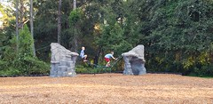 New Tampa Nature Park (heytampa) Tags: park newtampanaturepark playground climbing conner paxton hey