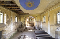 . (Dawid Rajtak) Tags: chiesa church kirche kościół abandoned lost decay rotten exploring