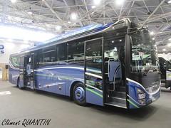 IVECO BUS Crossway Pop CNG - Iveco Bus (Clément Quantin) Tags: car autocar interurbain ligne iveco ivecobus crossway pop cng crosswaypop crosswaypopcng autocarexpo lyon 2018