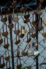 Locks of Love (Dcysiv Moment) Tags: louisiana locks love nola neworleans fence unitedstates us