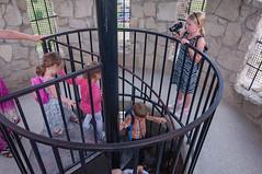 _DSC1463.jpg (Kaminscy) Tags: stairs roztocze jozefow tower spiralstaircase kids interior europe zamojszczyzna poland józefów lubelskie pl