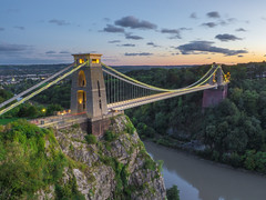 My favorite location (Wizard CG) Tags: clifton suspension bridge bristol england uk long exposure landscape epl7 architecture ed ngc world trekker micro four thirds 43 m43 olympus mzuiko digital tourist attraction outdoor serene sky park grass tree tower sunset wizard cg