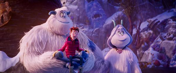 《小腳怪》:以雪怪視角看人類世界