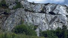 Ballachulish slate quarry, Scotland, August 2018 (Elisabeth Redlig) Tags: elisabeth redlig oban uk scotland travels scenery qually stone slate gruva skiffer ballachulish quarry elisabethredlig
