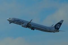 N309AS - Boeing 737-990 - Alaska Airlines (Boris Samoylenko) Tags: aviation avia airplane aircraft jet commercialplane jetliner plane spotting planespotting seattle sea ksea seatac n309as b739 b739w winglets boeing737 boeing737900 737 737900 boeing737990 739 alaska