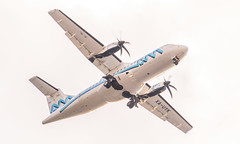 Aeromar ATR-42 (MEX) (ruifo) Tags: nikon d810 nikkor afs 200500mm f56e ed vr mexico city aeropuerto ciudad méxico internacional aeroporto cdmx aicm airplane aircraft aeronave avion avión aviao avião aviacion aviación aviacao aviação aviation spotting spotter aeromar atr 42600 xauyk atr42