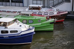 Hamburger Hafenbarkasse (sozl) Tags: hafen hamburg deutschland schiff schiffe barkasse habour germany ship