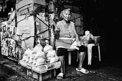 Asin (Meljoe San Diego) Tags: meljoesandiego fuji fujifilm x100f streetphotography vendor salt candid monochrome philippines