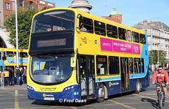 Dublin Bus SG106 (152D9664). (Fred Dean Jnr) Tags: dublin september2018 shill busathacliath wright wrightbus volvo dublinbusyellowbluelivery dublinbus oconnellstreetdublin dublinbusroute123 b5tl eclipse gemini3 sg106 152d9664