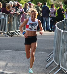 Jenny Spink - Commonwealth Half Marathon (Sum_of_Marc) Tags: half marathon cardiff 2018 october commonwealth champs championships run running sport athletics runner runners uk wales caerdydd cymru race roath park roathpark road spink