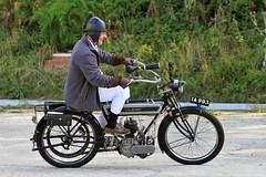 1922 Kerry-Abingdon 500 IA 993 (BIKEPILOT, Thx for + 4,000,000 views) Tags: 1922 kerryabingdon 500 ia993 brooklandsgreatwar100 thegreatwardaybrooklandsmuseum weybridge surrey uk thegreatwarday brooklandsmuseum england britain vehicle transport classic vintage motorcycle motorbike bike blue silver