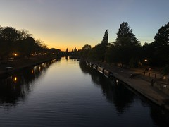 River Ouse at dusk. 282/365