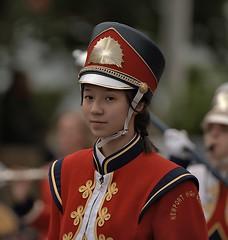 Marching Band Uniform (Scott 97006) Tags: band marching parade uniform bokeh helmet