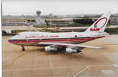CN-RMS Boeing 747SP-44 Royal Air Maroc (graham19492000) Tags: cnrms boeing747sp royalairmaroc