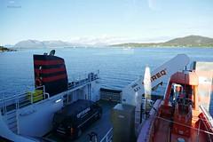 """Kvernsund"" (OlafHorsevik) Tags: kvernsund ferge ferga ferry ferja ferje norled fenes bjarkøy sandsøy grytøy bjarkøyforbindelsen"